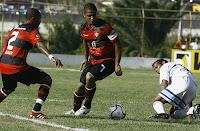 Foto: Camaçari 1 x 3 Vitória
