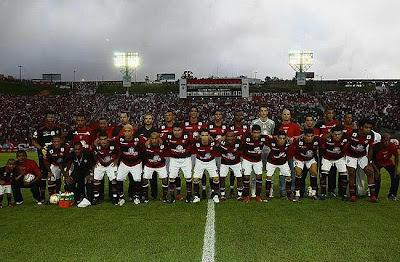 EC Vitória - Campeão Baiano 2010