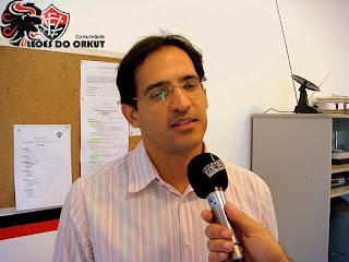 Ricardo Soares de Azevedo Lima - Diretor de Merketing do Vitória