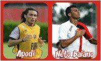Apodi e Neto Baiano