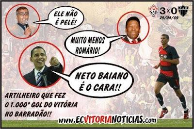 Neto Baiano é o CARA!!