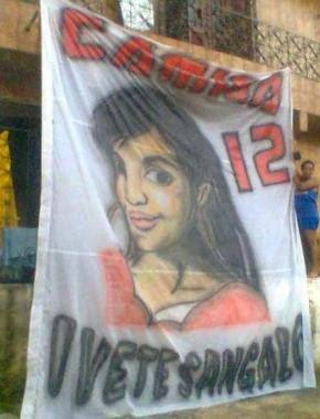 Bandeira de Ivete Sangalo