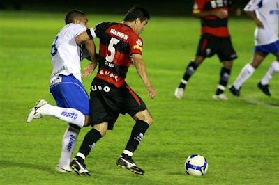 Foto: Vanderson - Vitória 4 x 1 Santo André