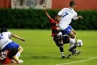 Foto: Leandrinho - Vitória 4 x 1 Santo André
