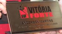 Troféu de Anderson Martins