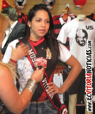 Musa do Vitória - Monique Rodrigues