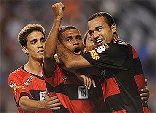 Neto Berola, Leandrinho e Roger - EC Vitória