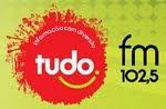Logo Tudo FM - 102,5