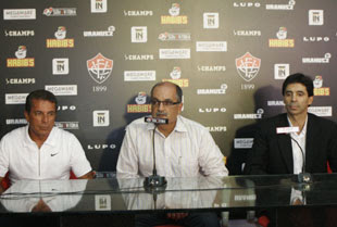 Foto: Ricardo Silva, Alexi Portela e Mauro Galvão