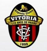 Escudo Vitória 110 anos