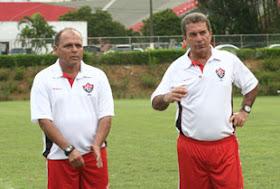 Ricardo Antonio e Ricardo Silva