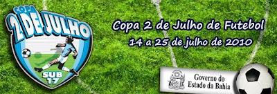 Copa 2 de Julho 2010