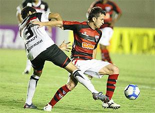 Atlético-GO x Vitória