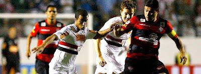 São Paulo x Vitória