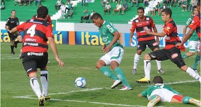 Guarani x Vitória