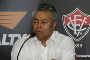 Oscar Yamato - EC Vitória
