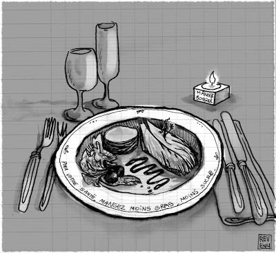 dessin pressse alimentation
