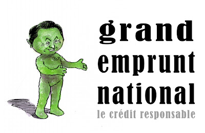 dessin presse garnd emprunt