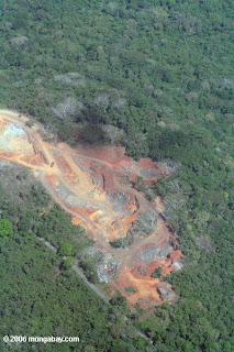 Pacific Rim Mining in El Salvador