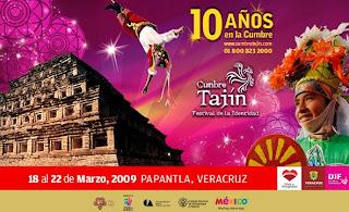 Cumbre Tajin Indigenous Festival of Identity in Veracruz, Mexico