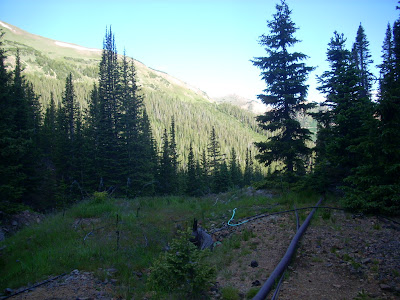 Mining Reclamation in Ruby Creek
