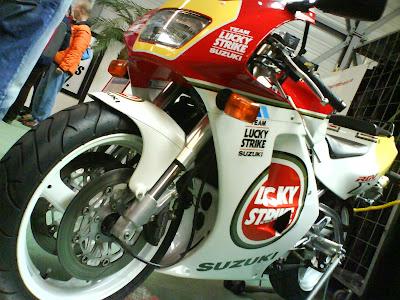 Satu Masa Kejayaan Suzuki