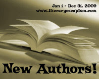 New Authors Challenge button