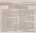 Redução de ICMS em empresas de transporte por meio de fretamento