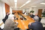 OAB/RS visita a cooperativa de crédito da Ajuris para buscar informações