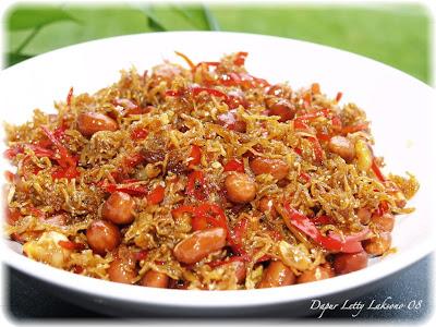 Resep Sambal Goreng Teri Kacang - Resep Masakan 4 ™