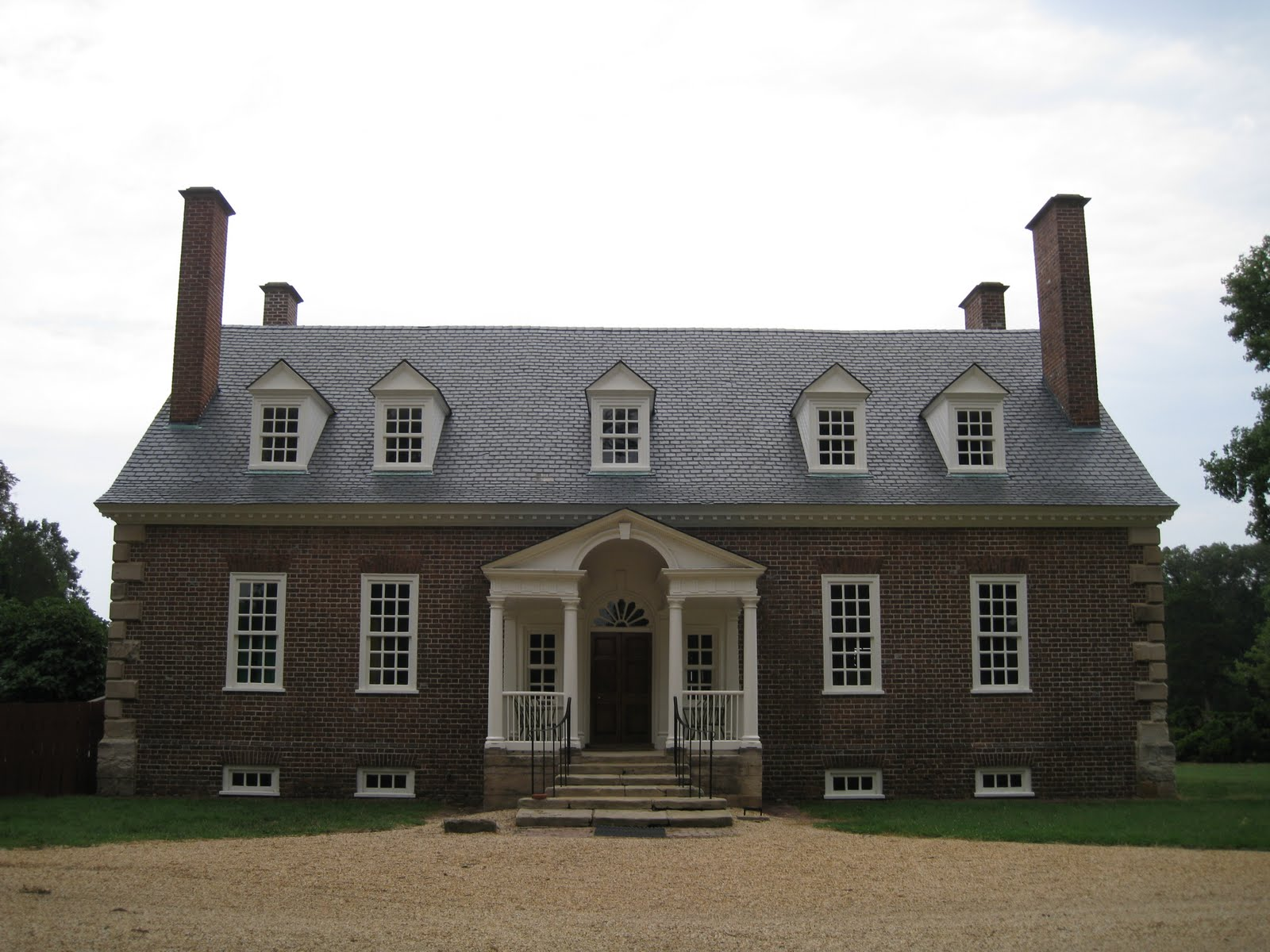 gunston hall Gunston hall was the home of george mason, who wrote the declaration of  rights for virginia, which was adapted by jefferson for some elements of the.