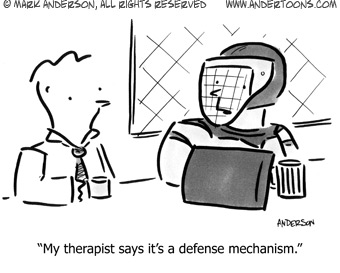 Dr. Iman: Defense Mechanism