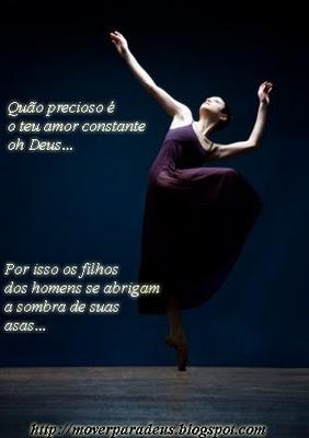 Ministerio de Dança >>> Apaixonados por Deus???