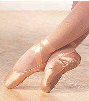 Tipos de Sapatilhas de Dança