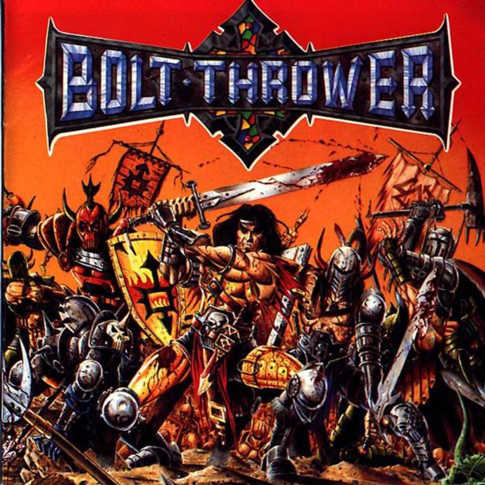 MetalXtremo: Discografía Bolt Thrower