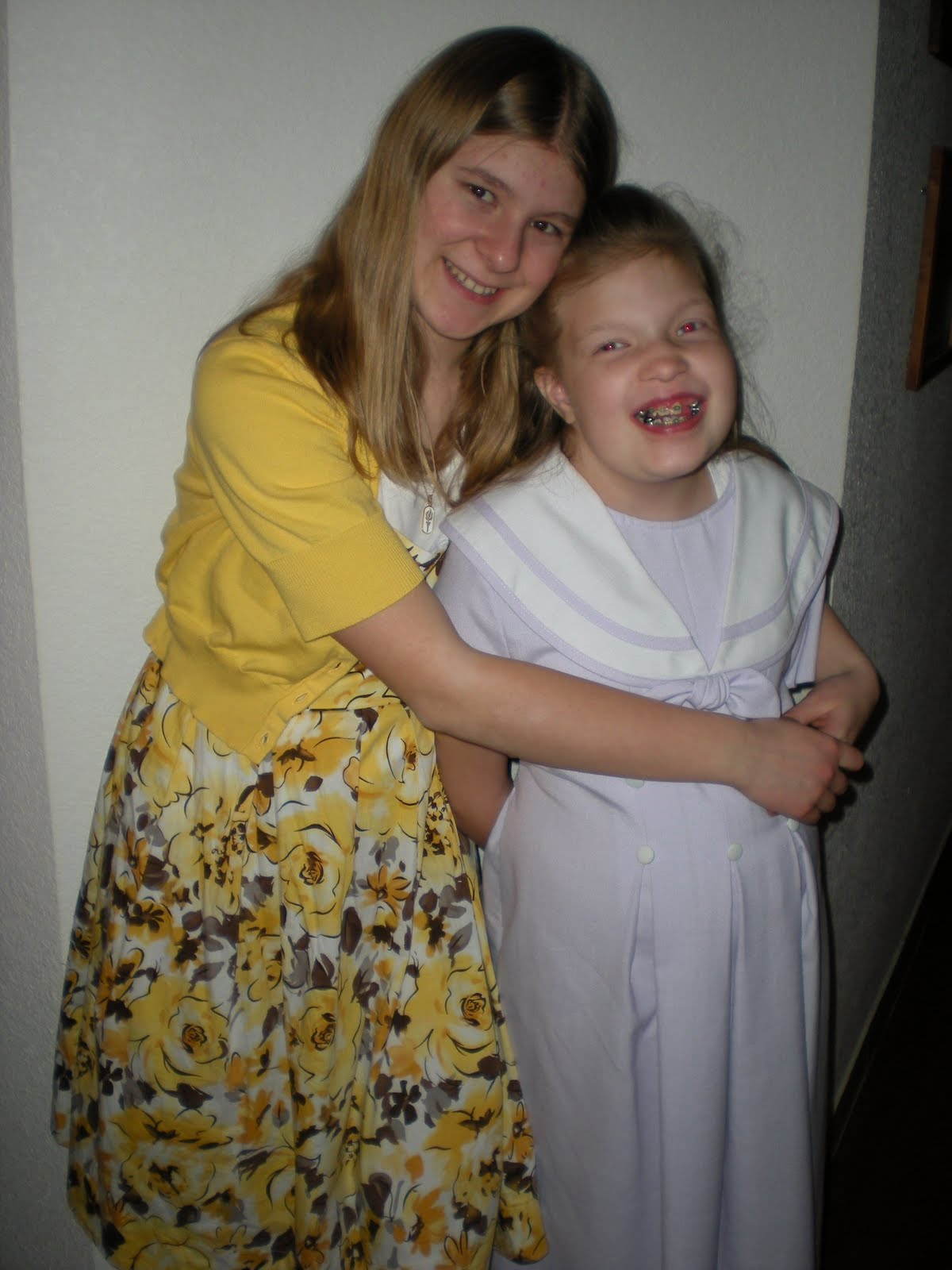 Fifteen Minutes of Delusion: Easter Dresses and McCall Ball