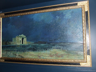 Holties house canberra one of my favourite displays is this haunting painting titled midnight at menin gate i apologise for the photo i had to take it on this angle to avoid freerunsca Image collections