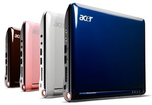 Acer netbooks