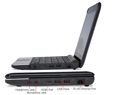 netbooks connection