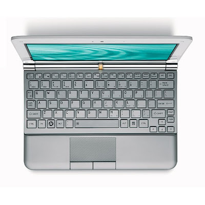 toshiba netbook laptop