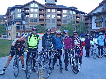 Ride Morning Cold and Ready to Go