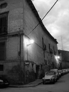 Fachada del palacio de los Villantonia de Calatayud