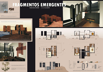 I d art junio 2009 for Escuela de diseno de interiores madrid