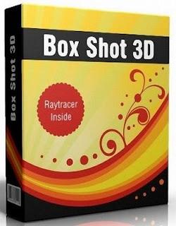 Faça suas  próprias Capas com o BoxShot 3D 2.6