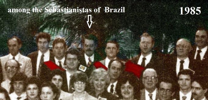 A Mysterious Visit ... Os Sertões
