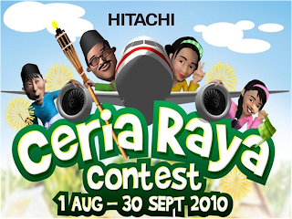 Hitachi 'Ceria Raya' Contest