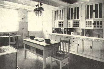 Oakview cottage 1920 craftsman kitchens for Kitchen ideas for 1920s house