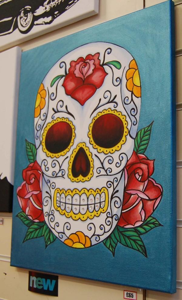 Mexican Skulls posted by rose op 931 PM