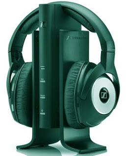 Wireless Surround Sound Headphones