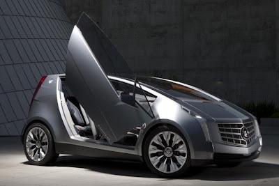 Cadillac Unwraps Urban Luxury Concept